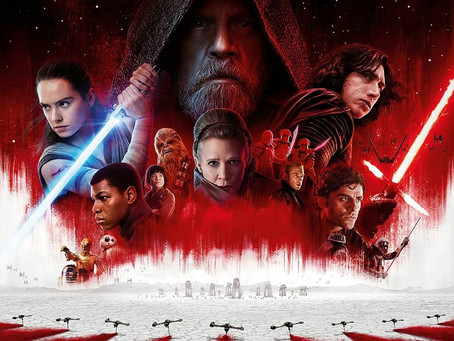WTH?  Star Wars: The Last Jedi Inconsistencies