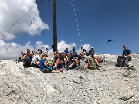 Klettersteig Sulzfluh 24.07.19