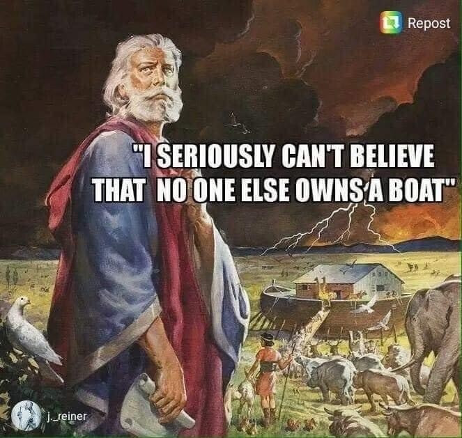 Funny Noah's Ark Memes