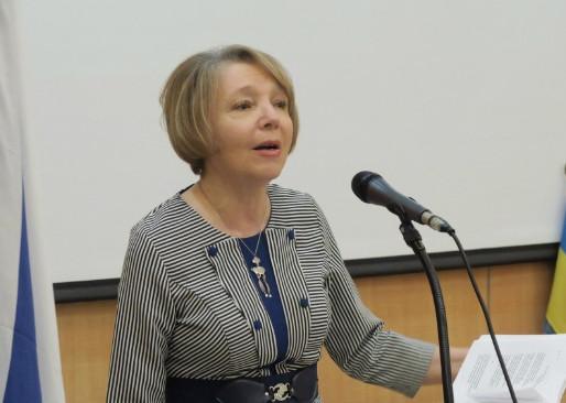 К ЮБИЛЕЮ СВЕТЛАНЫ АКСЕНОВОЙ.  Рада Полищук (Москва)