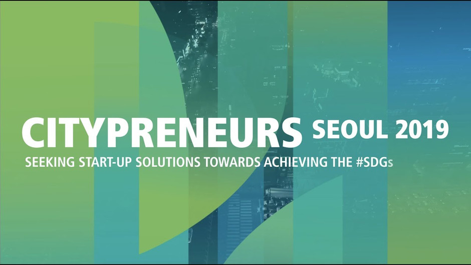 Hera Health Solutions invited to UN Hosted 'SDG Citypreneur Seoul 2019'