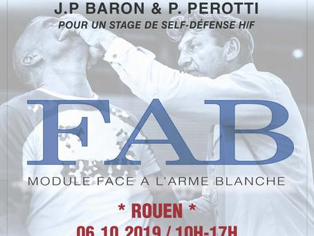 06.10.2019 - FAB à Rouen (76)