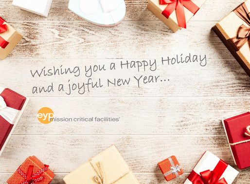 EYP MCF, new services, new clients, new webinars, and a great 2019
