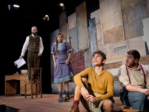Θεατρική Παράσταση - Το παράδειγμα του δόκτορα Κόρτσακ - Θέατρο Αποθήκες ΘΟΚ