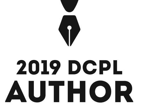I will be at the Author Expo in Atlanta on August 17, 2019.