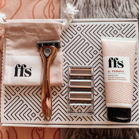 FFS Shaving Subscription Review - Effortless Beauty