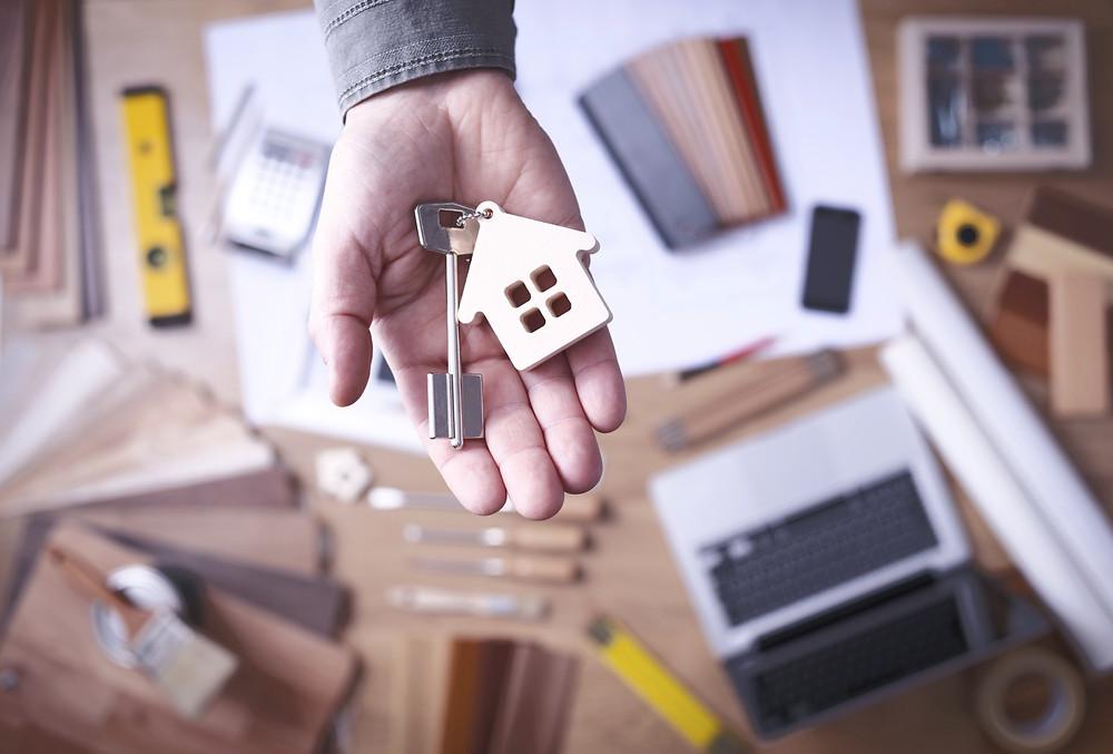house key handover, keys to success, closing transaction