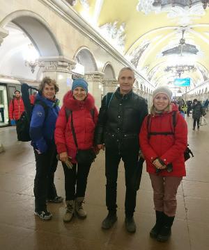 Первый судейский семинар Всероссийской федерации северной ходьбы