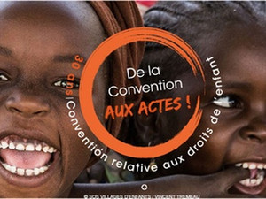 Convention Internationale de l'Enfant : le Scoutisme Français s'engage !
