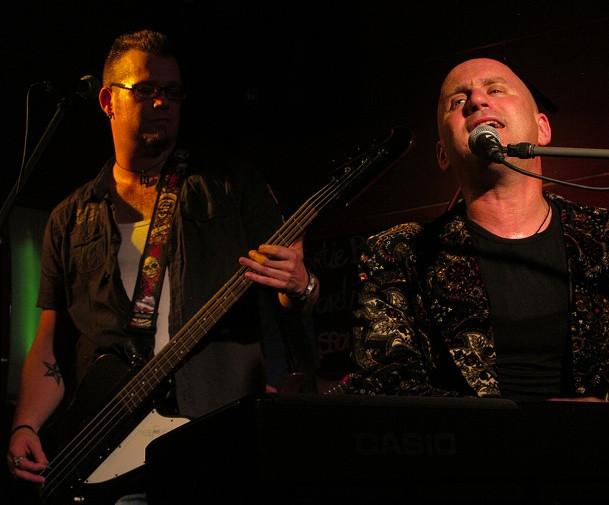 Gelderse band the GRiT tourt weer met Rich Wyman(usa)