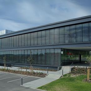 New EMEA Headquarters of DOOSAN BOBCAT in Dobris completed.