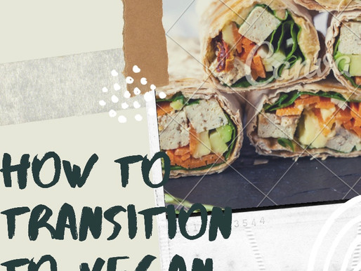 How to transition to Vegan