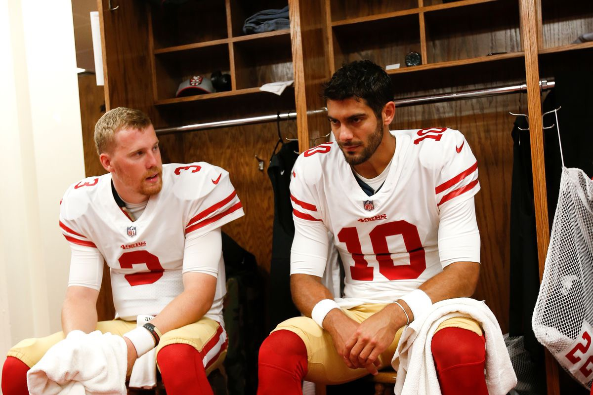 Photo by Michael Zagaris/San Francisco 49ers/Getty Images