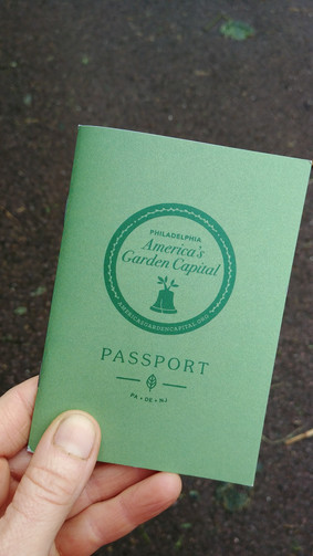 America's Garden Capital Passport