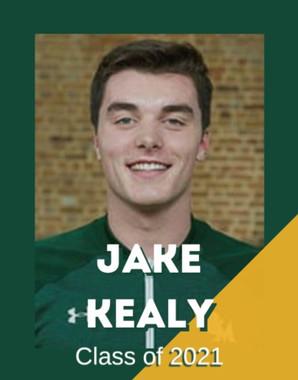 Jake Kealy, Class of 2021