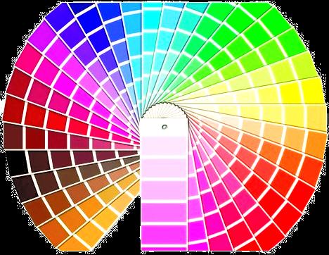 peinture epoxy metal couleurs RAL