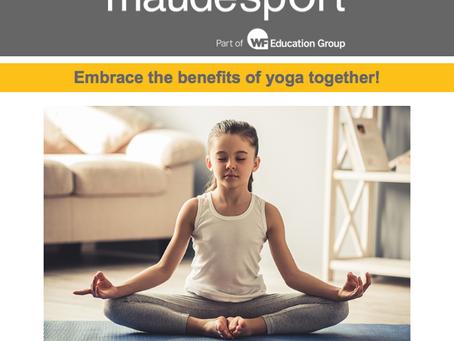 Free Yoga at Home