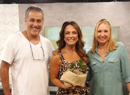 Receitas Práticas à Base de café Frio - Programa da Claudia Tenório na Rede Vida de TV