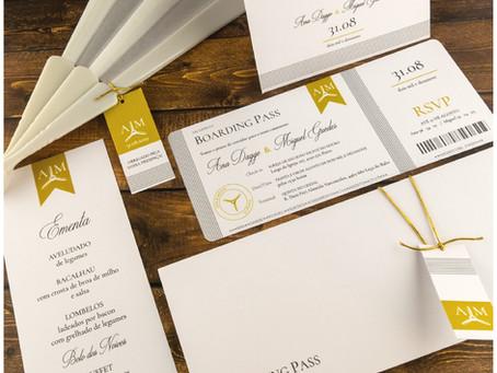 Convite de casamento engraçado: 4 ideias para acrescentar uma pitada de humor ao seu casamento!