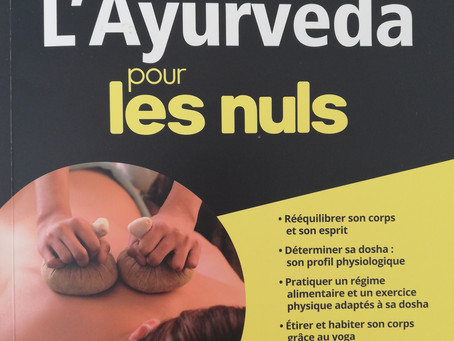 4. L'ayurveda pour les nuls.