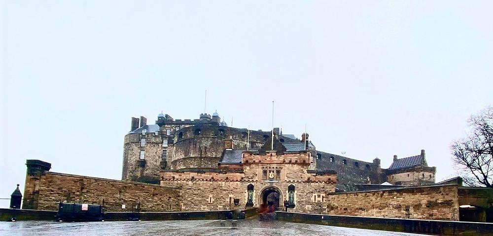 Castelo Edimburgo