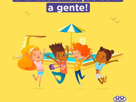 Dia 12 tem festa para as crianças no COPM-DF
