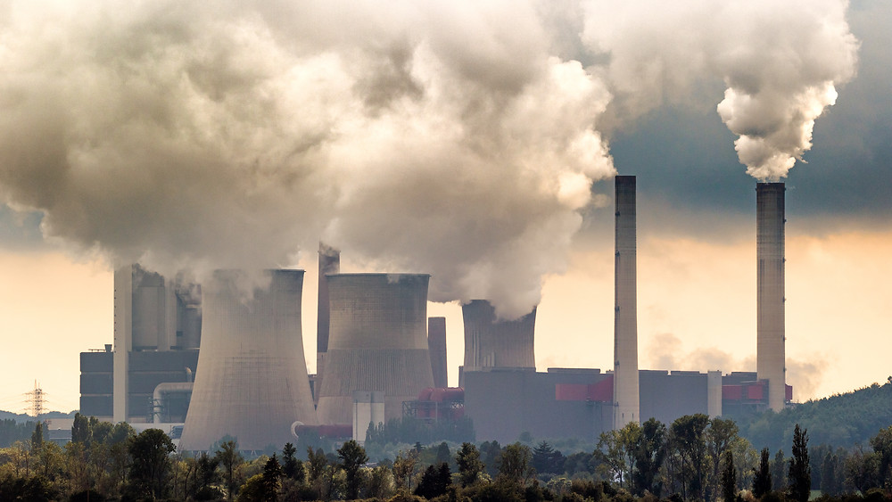 pollution , energie , emissions de gaz à effet de serre