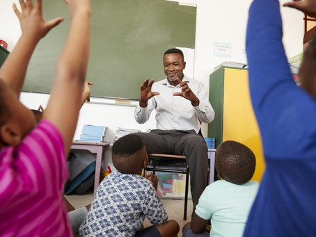 What teachers can do to help black boys overcome our racist society