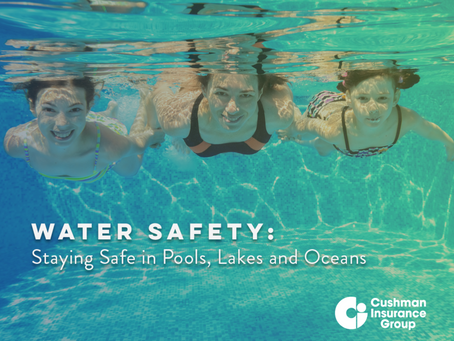 Water Safety: Staying Safe in Pools, Lakes and Oceans