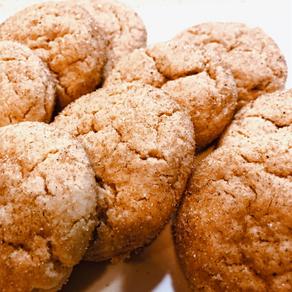 DivineKuizine Sugar Spice Snickerdoodle Cookie Recipe