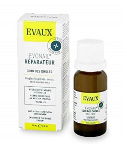 Bottle of Evonail Nail Repair Solution