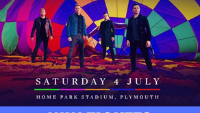 This is how to win tickets to see Westlife live in Plymouth