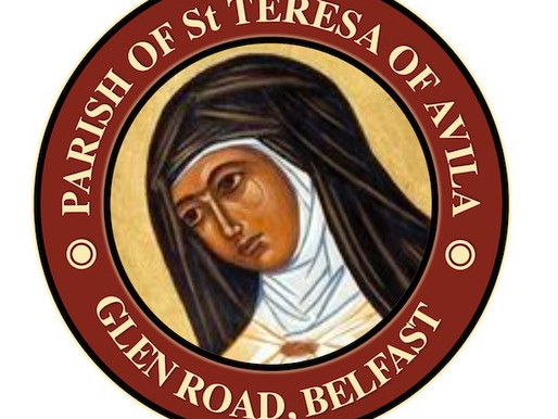 The St Teresa's Parish Bulletin for Sunday, 7th June 2020 is now available