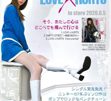 LOVE x HURTS発売中‼️