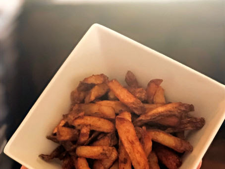 Homemade French Fries!