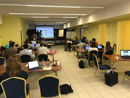 Week 2, Day 1: EIT Smart Ageing Boot Camp continues in Budapest