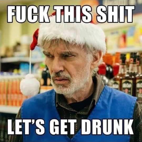 Funny Bad Santa Memes