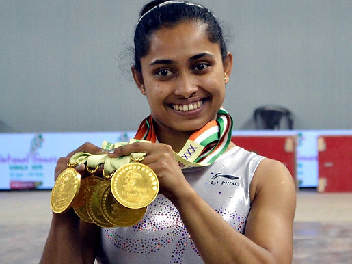 Dipa Karmakar: The girl with Golden Wings