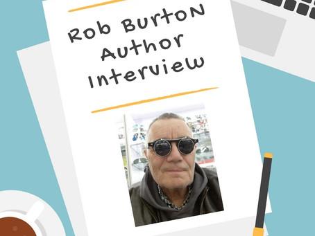 Rob BurtoN Q & A