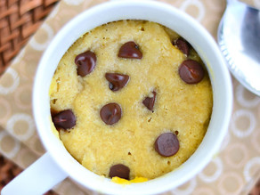 PROTEIN COOKIE IN A CUP