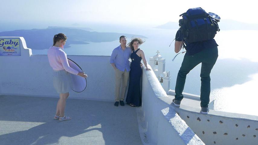Свадьба в Греции! Видеограф и фотогаф