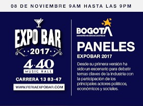 Ya llega Expobar 2017