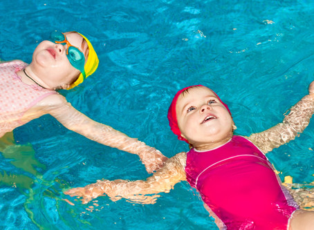 Baby Swimming Really Does Deliver a Swimming Start to Life!