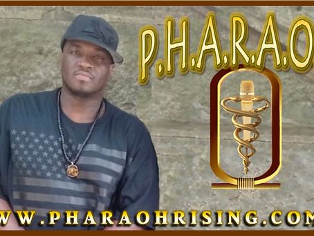 Get Familiar With Pharaoh Rising - MC, Actor, Radio Host, and More!