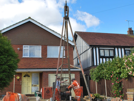 EAP provide Special Foundation Design after Subsidence Investigation.