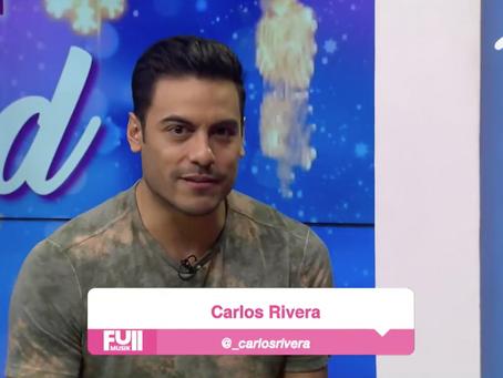 Carlos Rivera hablando de la historia que hay detrás de 'Me Muero'