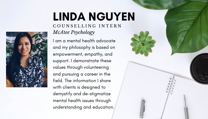 I am a mental health advocate and my philosophy is based on empowerment, empathy and support. I demonstrate these values through volunteering and pursuing a career in the field. The information I share with clients is designed to dymystify and destimatize mental health issues through understanding and education.