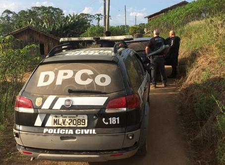 Polícia Civil de Imaruí deflagra operação objetivando combater o tráfico de drogas.
