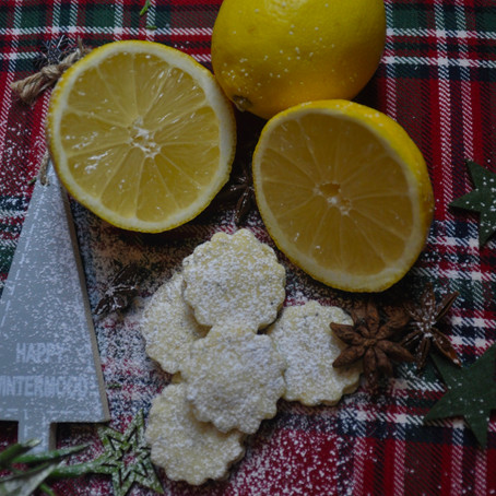 Gigi's Lemon Curd Mohn- Plätzchen