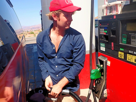 The Open Road - the trials and tribulations of fuelling up in the USA